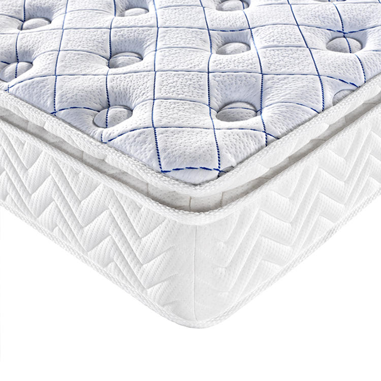 High Quality Royal Comform 3 Zone Latex Pocket Spring Mattress