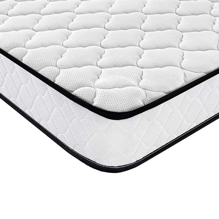 Competitive Cheap Price Medium Firm Tight Top Rolled In Box Spring Mattress