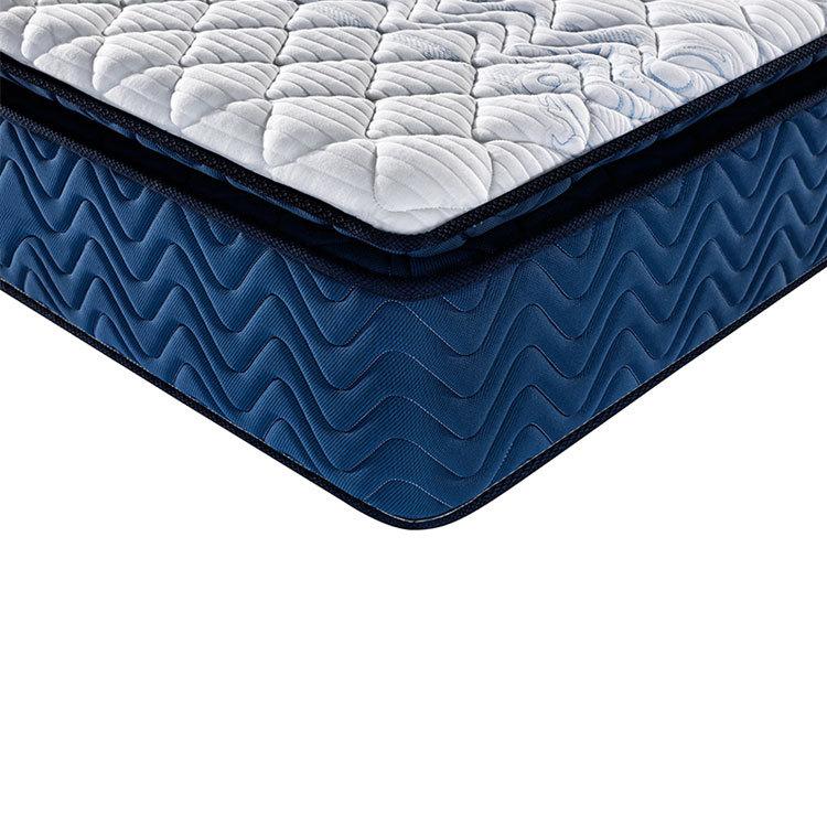 Height customized king size mattress pocket spring mattress