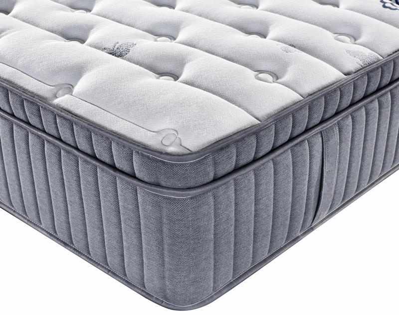Double Size Foam Encased Latex and Gel Memory Foam Foshan Spring Mattress
