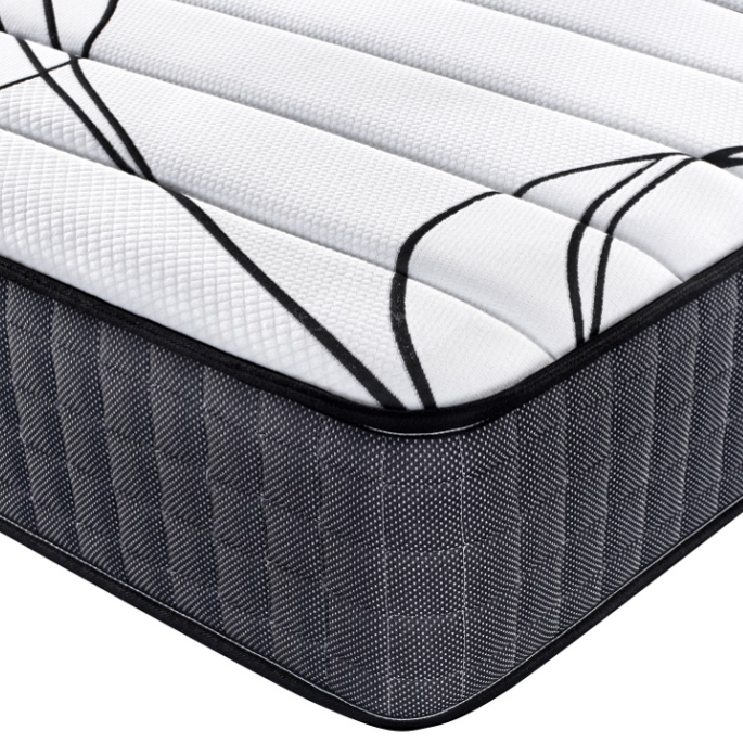 26cm Comfort Firm Single Bed Orthopedic Pocket Spring Mattress