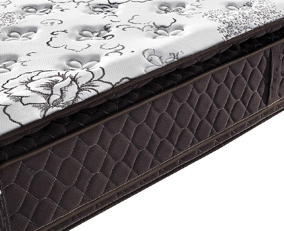 Imperial Tencel Fabric Polyester Wadding pocket Spring Mattress