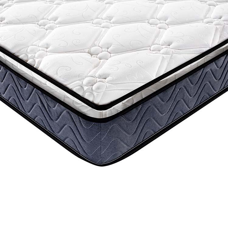 Natural And SoftFoam Comfortable Full Size Bonnell Spring Mattress