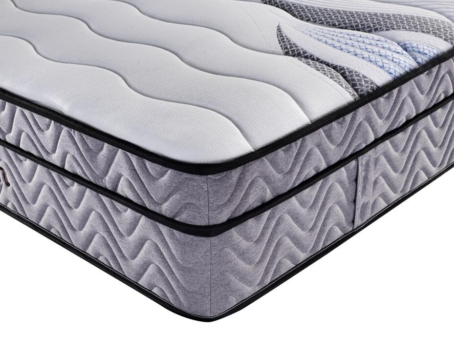 Super King Vacuum Compressed Wholesale Mini Pocket Bonnell Spring Mattress