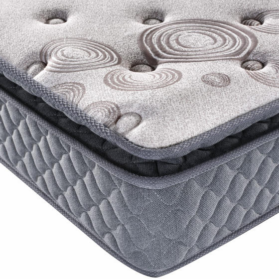 Luxury Mattress For Hotel Memory Foam Bonnell Spring Mattress
