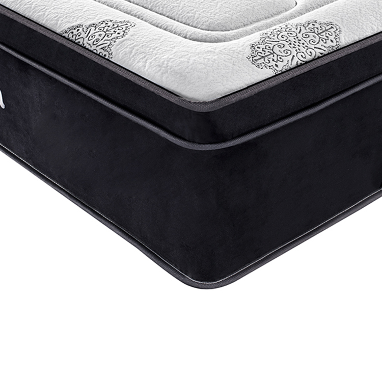 High Grade Comfortable Water Proof Gel Memory Foam Pocket Spring Mattress