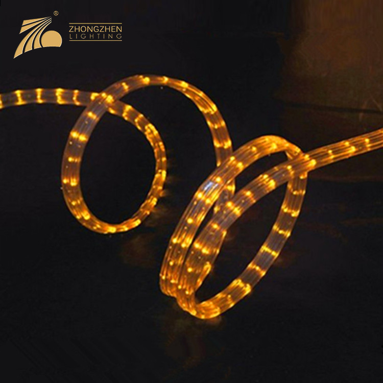Competitive Price Outdoor IP65 Waterproof LED Rope Holiday Decoration Lamp