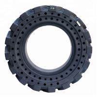 High platform operation vehicle solid tires 385/65-24