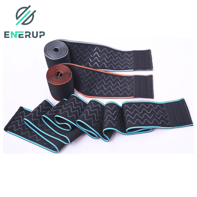 Enerup Pink Be Active Weight Lifting Knee Wraps Adjustable Knee Brace Medical With Spring Support Sleeve Pads Skateboard