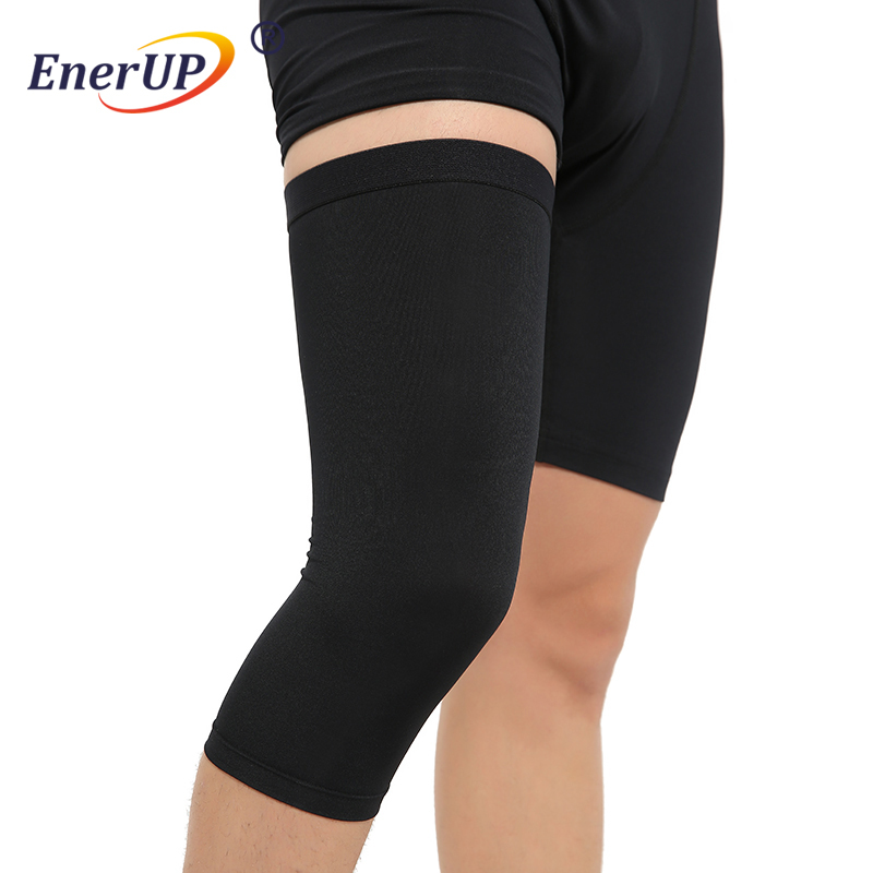 Copper Infused Compression Recovery Fitness Knee Sleeve Support