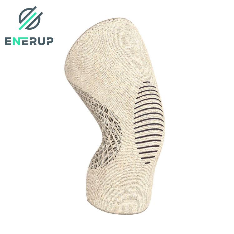 Enerup New Design G-Form Rubber Knee Pads GelArthritis Heavy Duty Industrial Tiling Knee Brace For Work