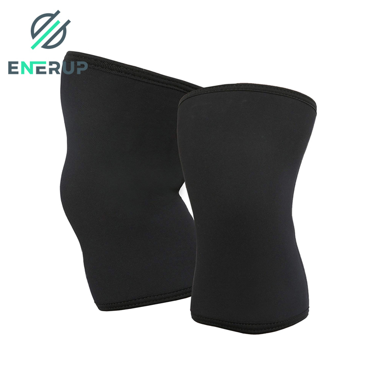 Enerup Outdoor Sports Pain Relief Patella Pads Knee For Basketball Support Strap Spring Brace