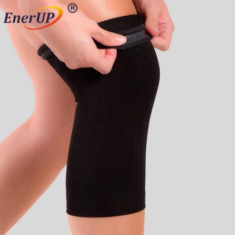 soft cotton 7mm copper knee brace knee sleeve
