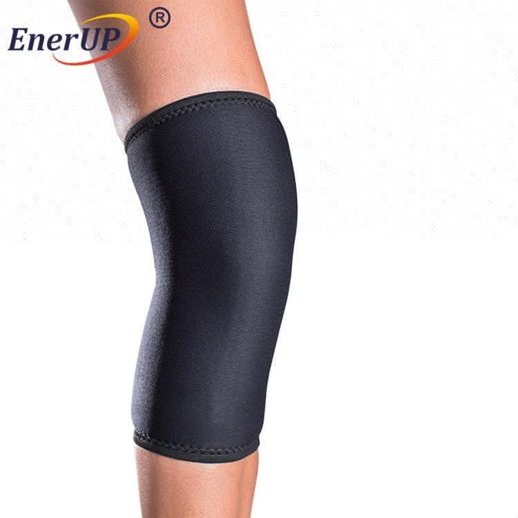 copperjoint compression knee sleeve for sports wear