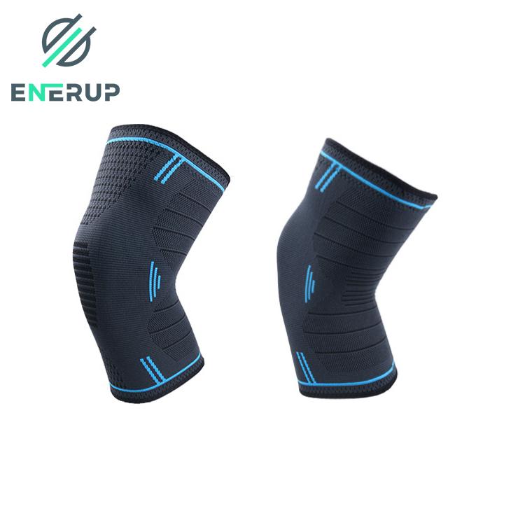 Enerup Unisex Wholesale Winter Women Men Sports Wraparound Workout Volleyball Knee Pad Support