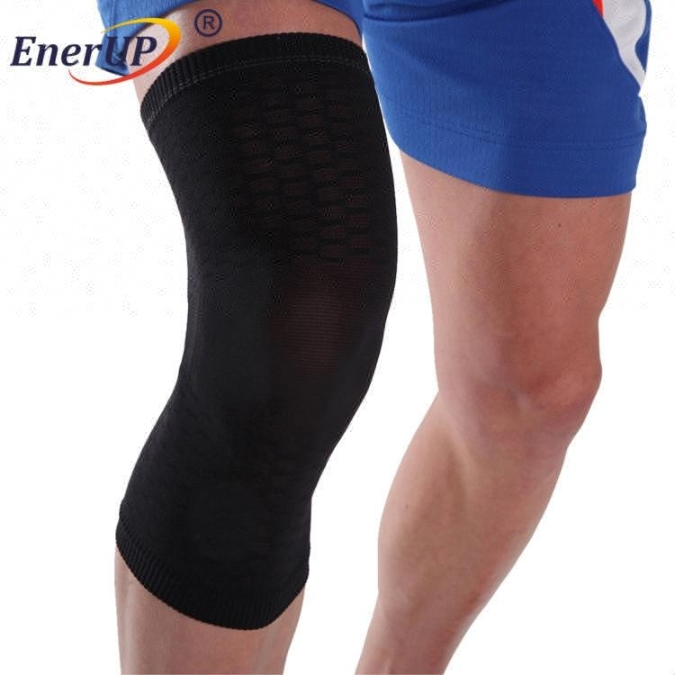 Performance Copper Compression Knee Sleeve for Running