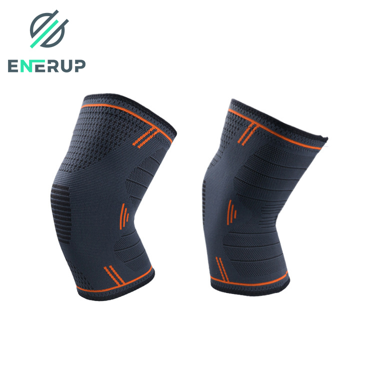 Enerup Best Functional Women Weightlifting Knee Sleeve Manufacturer Wrap Support Strap Brace Compression
