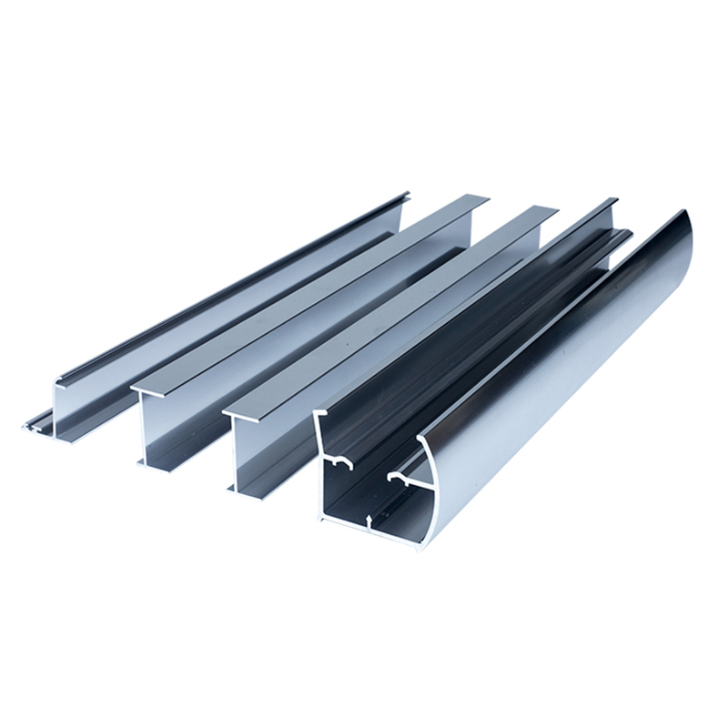 Best sellingcustomized shapes aluminium extruded 1mm-2mm thickness small aluminium profiles