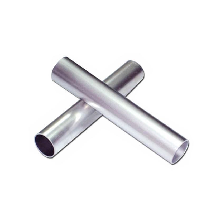 6063 T5Aluminum square structure aluminum round profile large extrusion profile