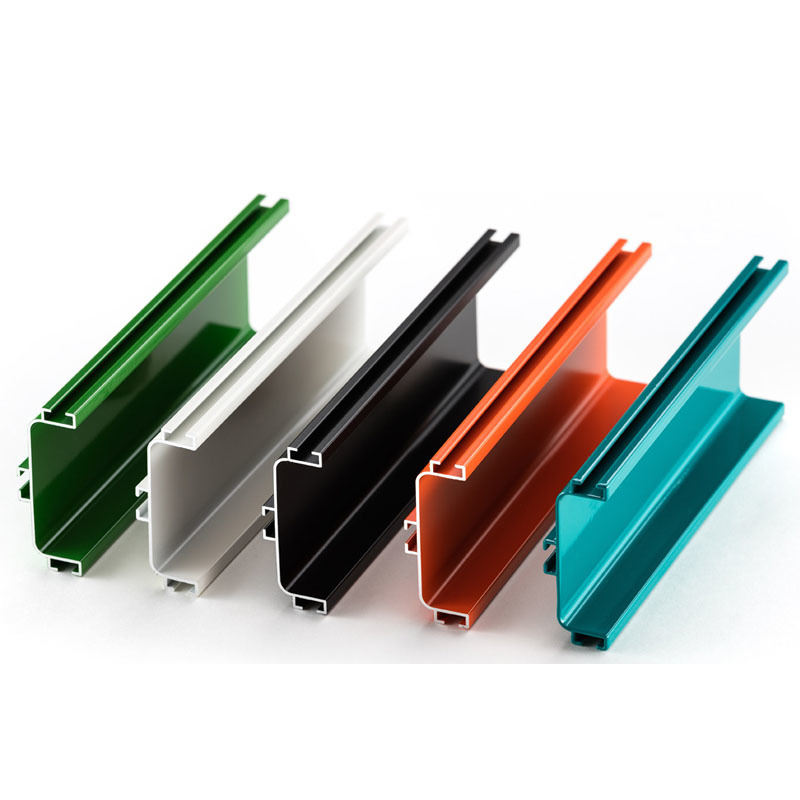 Foshan supplier aluminium 6061 T6 price per kg anodizing extrusionprofilefor South Africa