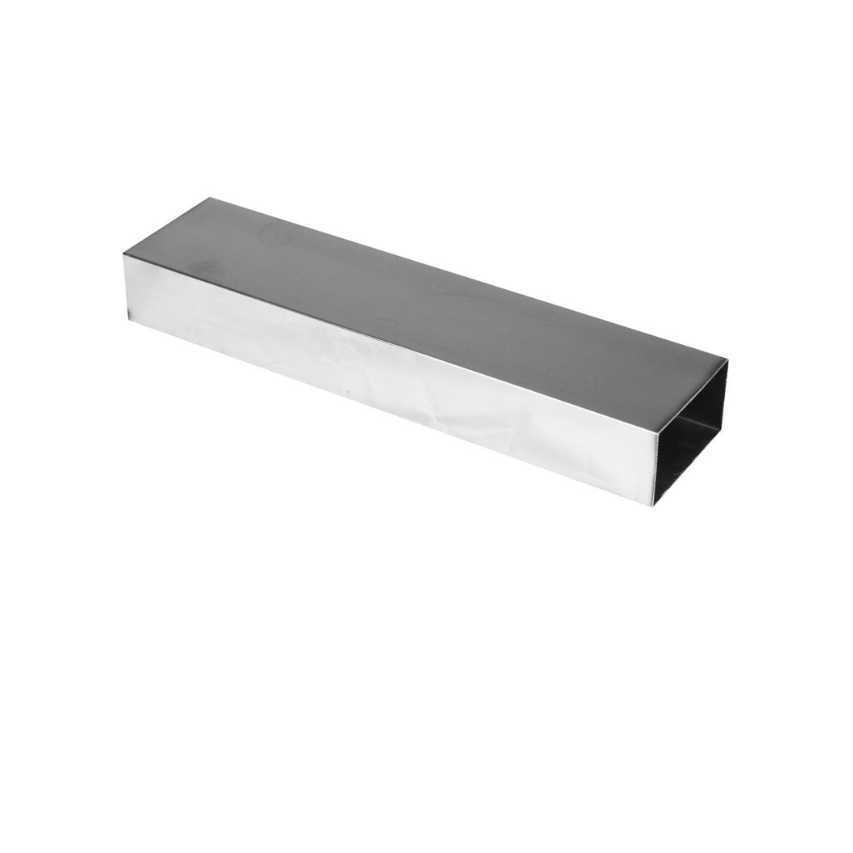 OEM Stock Price 6063 Aesthetics Aluminum Square Tube