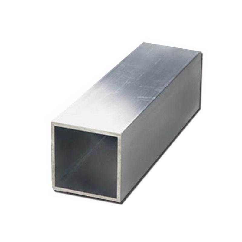 Cheap but Good Square Aluminium Profile Rectangular Aluminium Tube