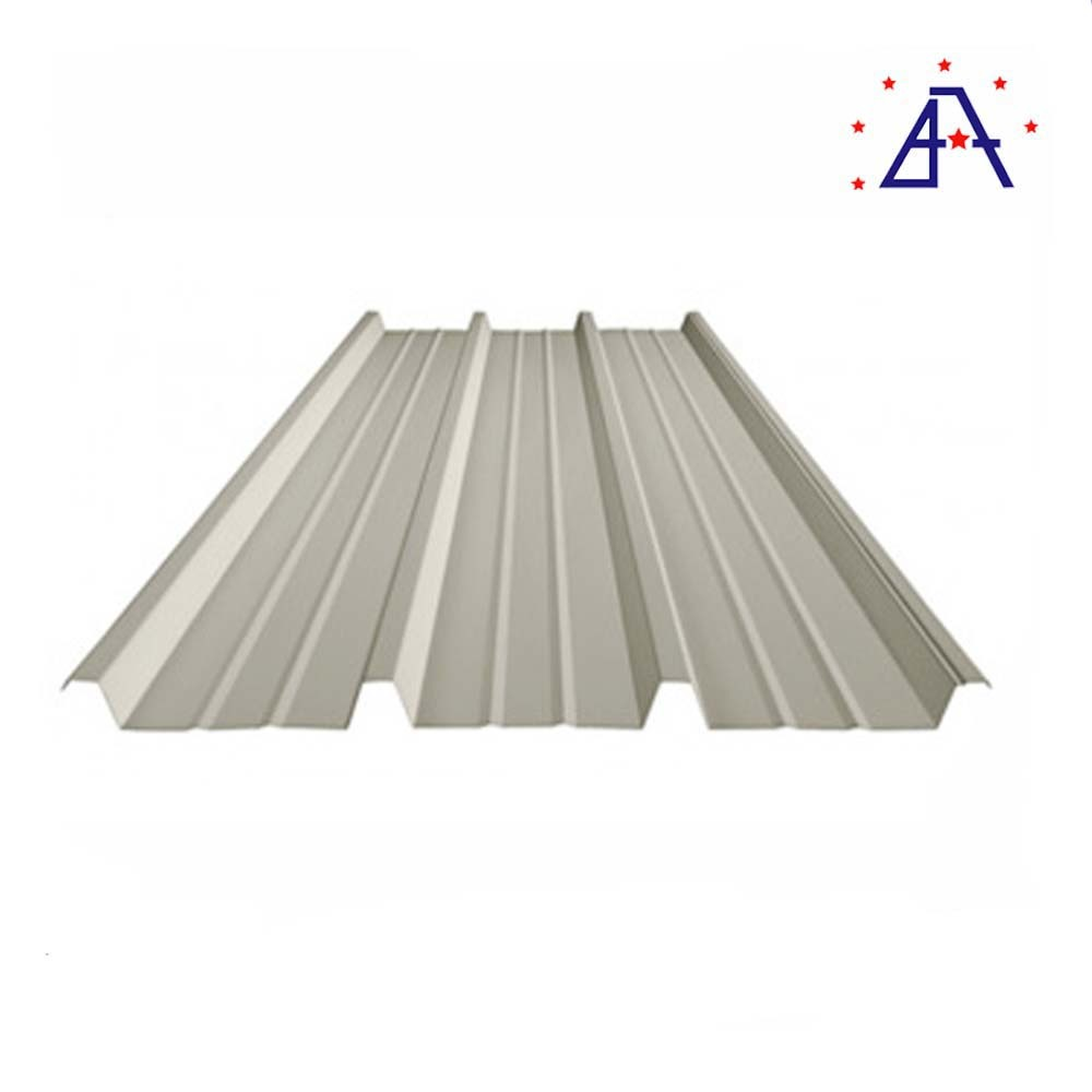 0.55 mm Thick Corrugated Aluminum zinc Alloy Sheet Roof Panels Price metal roof philippine