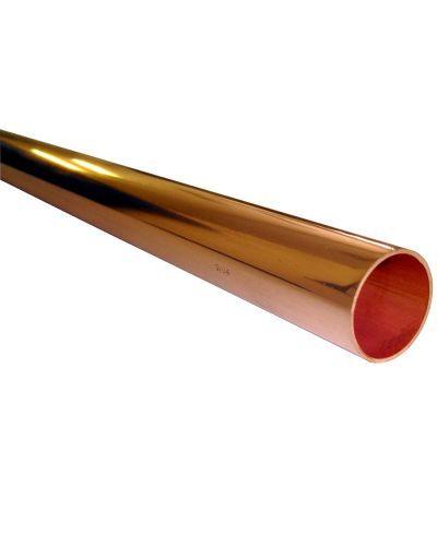 6063 T5 Rose Gold Tube Aluminum Profile