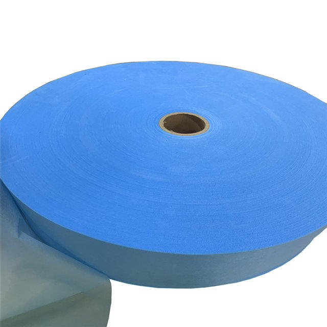 100% PP raw material SMS nonwoven fabric