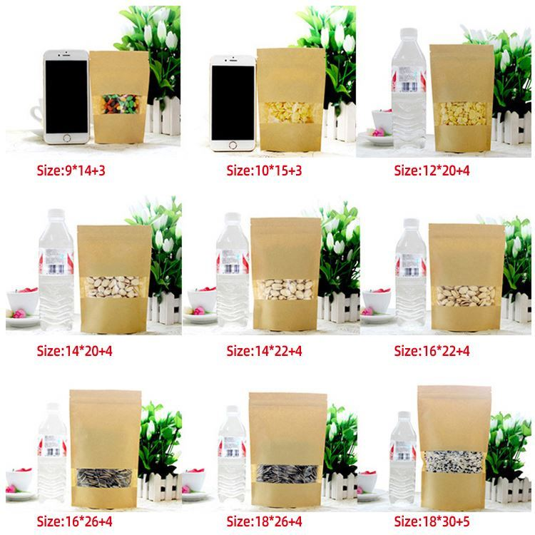 product-biodegradable stand up coffee pouch with zipper packaging grinds coffee pouches-Huihua-img-1