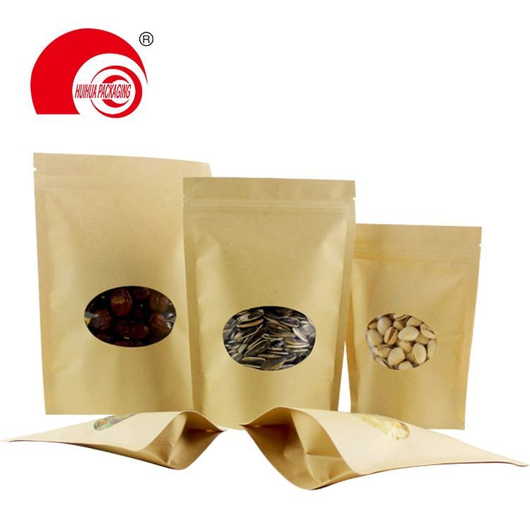 Custom UV printed Biodegradable Aluminum Foil Package Bag Tea Packaging Retort Pouch