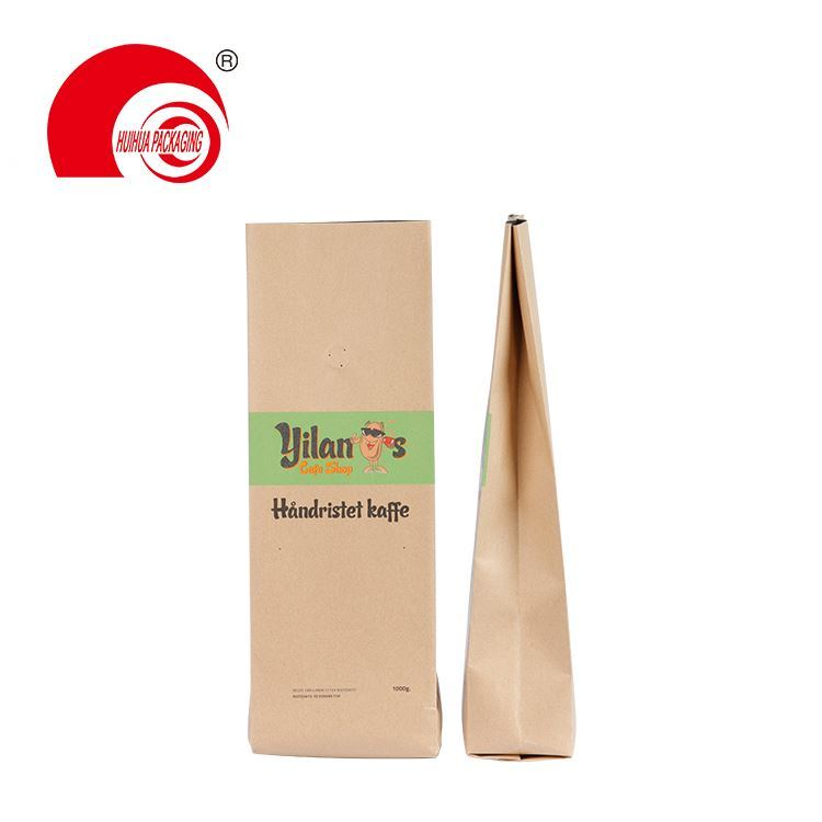 product-Huihua-Custom printed food packagingResealable Stand Up Pouch Aluminum Foil zipper bag-img