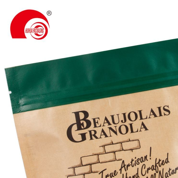 product-Huihua-Custom Logo Design Biodegradable Reusable Refillable Baby Food Packaging stand up pou