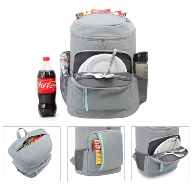 product-Osgoodway-Osgoodway Hot sale new model insulated beer can cooler backpack with Bottle Opener