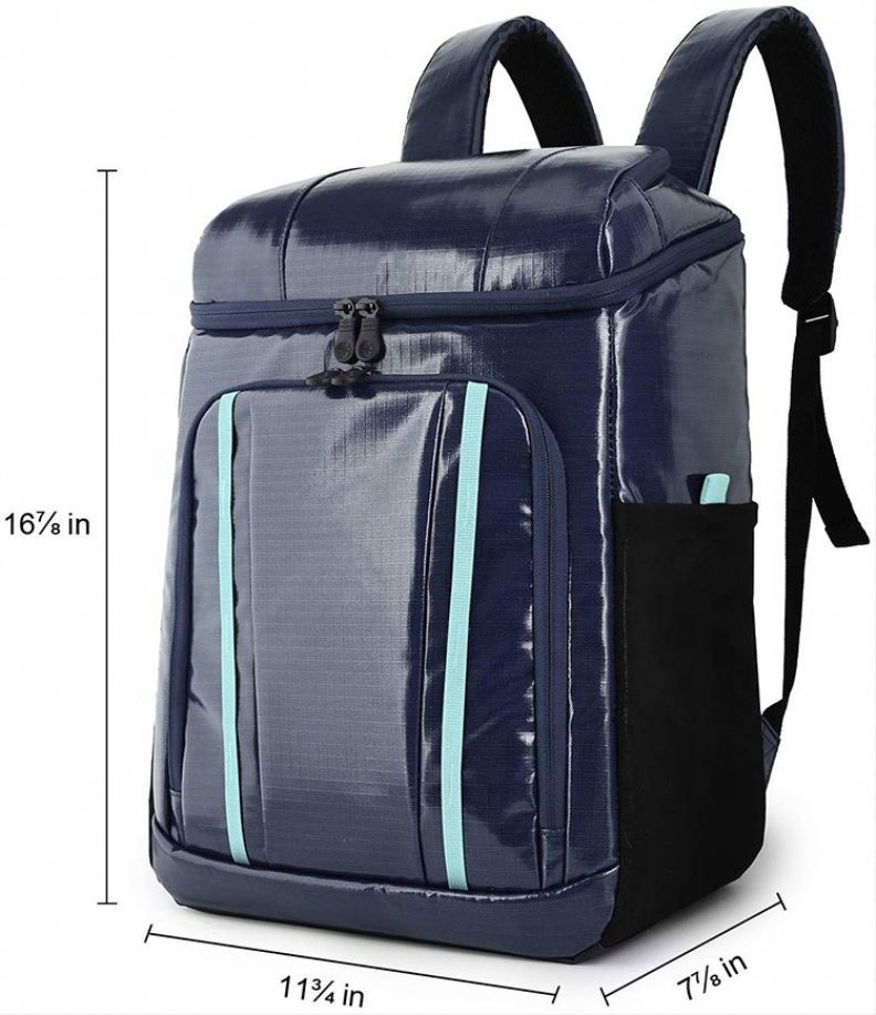 product-Osgoodway-Osgoodway 30 can Beer Backpack Cooler Bag TPU Fabric Insulated Cooler Bag Backpack
