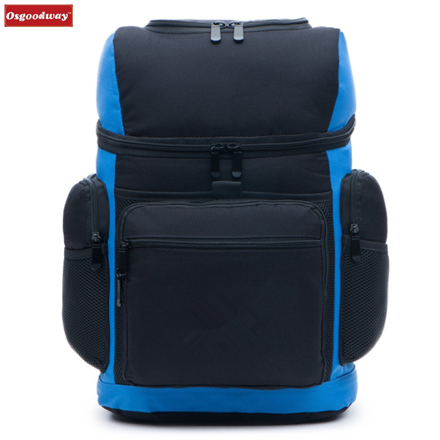 product-Osgoodway New Products Insulated Waterproof Sport Lunch Bag Backpack with Cooler Compartment-1