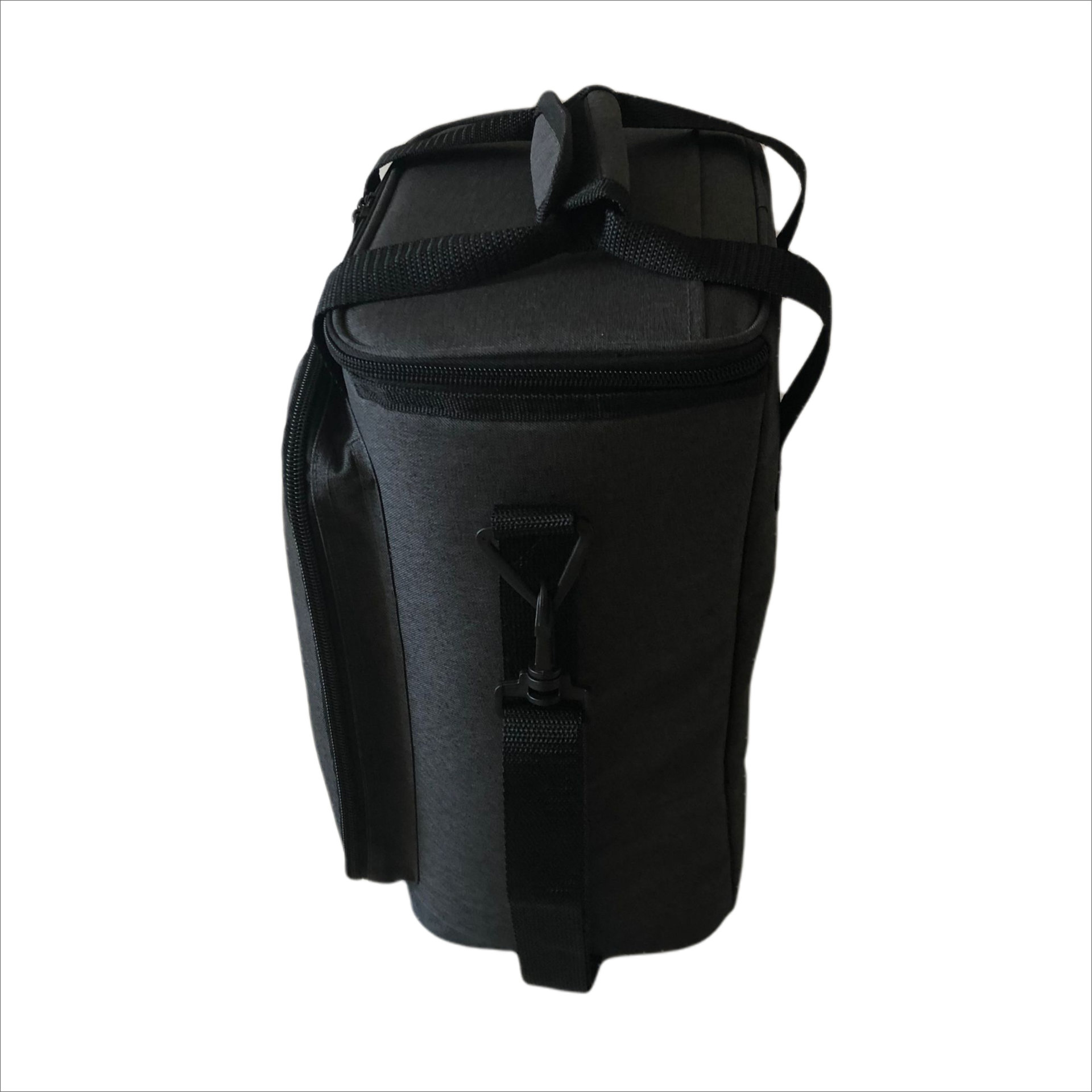 product-Osgoodway-Osgoodway OEM Logo 600D Polyester Waterproof Insulated 5 Bottles Wine Cooler Bag f