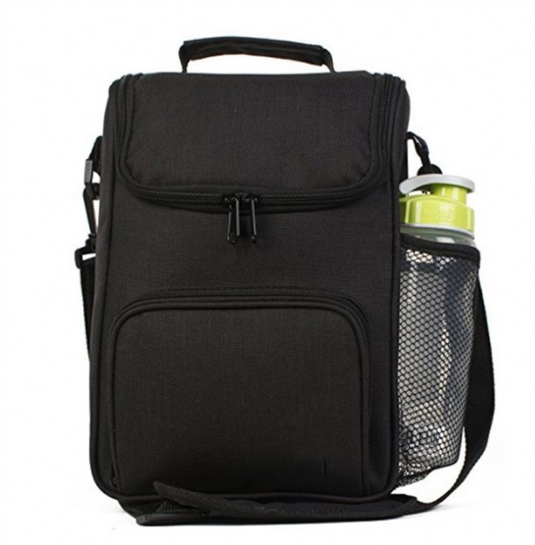Osgoodway Wholesale Custom Portable Oxford Tote Outdoor Food Drink Lunch Cooler Bag