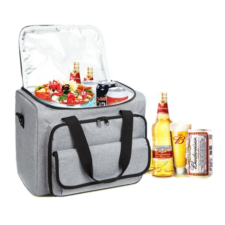 Osgoodway Oversize High Quality Custom Wholesale Multi-function Waterproof Aluminium Foil BBQ Oxford Cooler Beach Bag