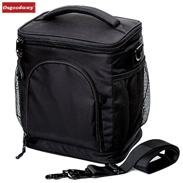 Osgoodway High Quality Thermal Food Wholesale Insulated Soft Large Lunch Box Cooler Bag for Party Hiking