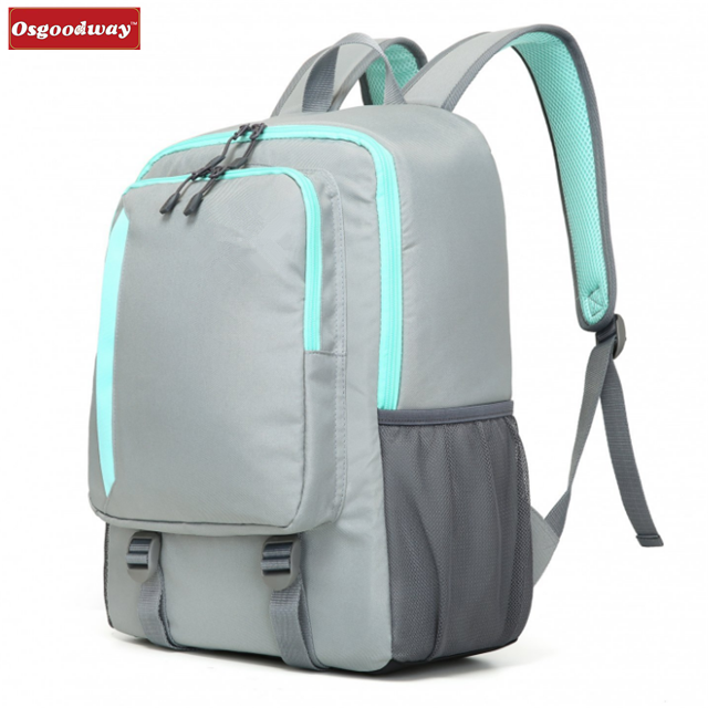 product-Osgoodway-Osgoodway China Wholesale Leakproof Insulated Large Capacity Cooler Bag Lunch Back