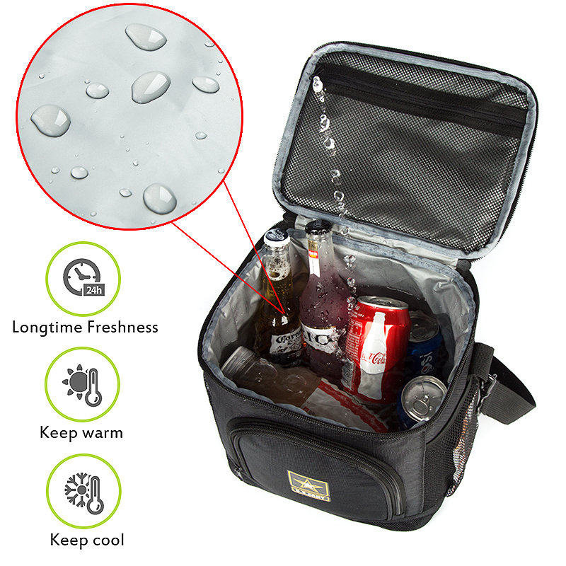 product-Osgoodway-Osgoodway 2020 New Arrival Wholesale Custom 1680D Leakproof Insulated 12 Can Beer