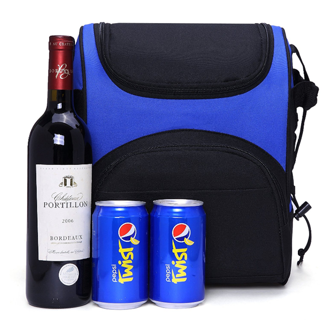 product-Osgoodway-Osgoodway China wholesale Insulated Waterproof Thermal Cooler Lunch Bag with Bottl