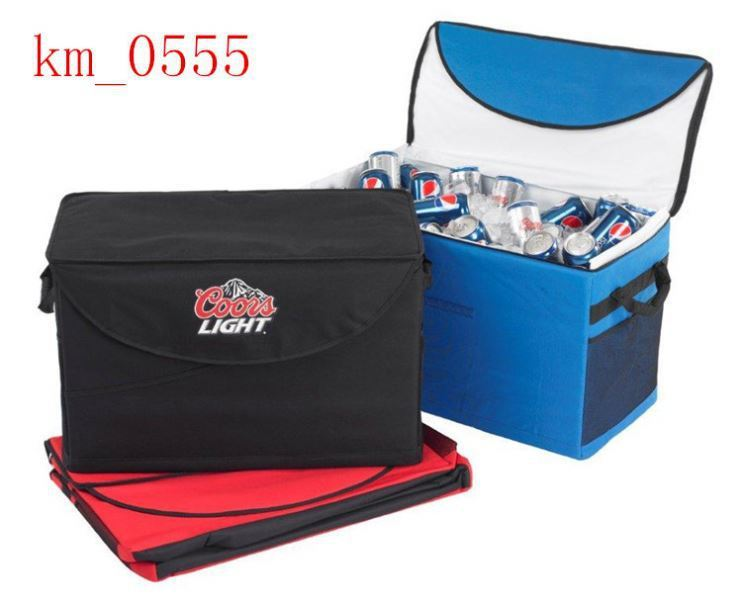 Osgoodway 2020 Good Quantity Great Price Soft Ice Cream Cooler Bag for Picnic Camping