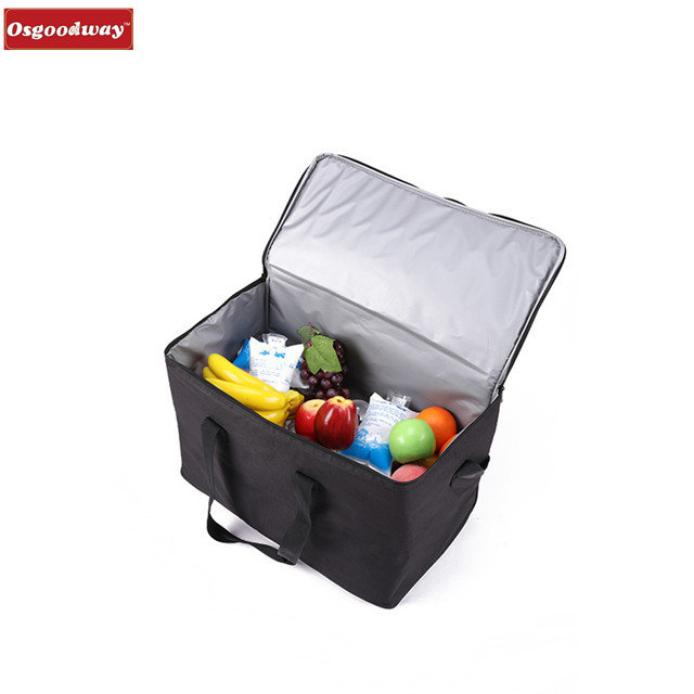 product-Osgoodway Large Capacity Thermal Insulated Bento Box Water Food Fruit Storage Portable Cheap-1