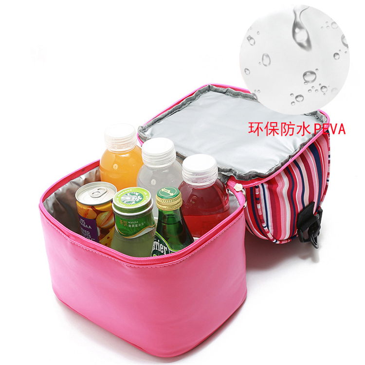product-Osgoodway-Osgoodway China Factory Wholesale Custom Thermal 6 Can Fashion Picnic Lunch Cooler