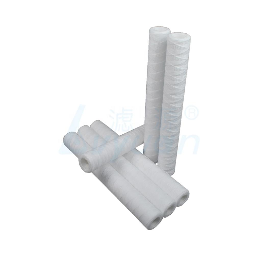 Jumbo Filter PP 5 Micron 20 Inch X 4.5 Inch Sediment PP String Wound Water Cartridge 10pcs/box
