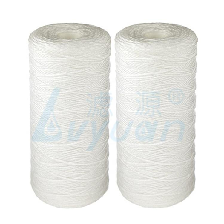 4.5 inch* 10inch sediment polypyprolene string wound filter /water cartridges