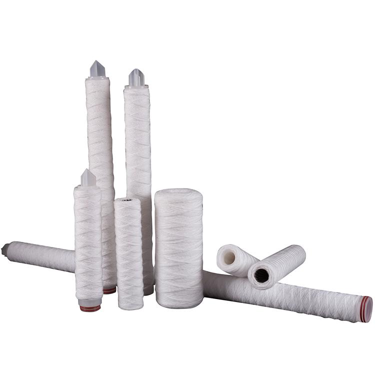 20 inch pp yarn string wound filter cartridge