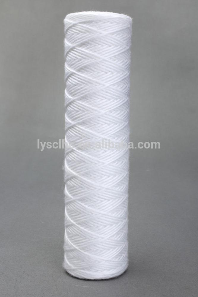 String wound filter cartridges 10 20 30 40 50 inch micron Water filter